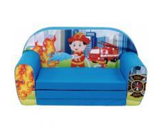 Knorrtoys Sofa Fireman, für Kinder; Made in Europe bunt Kinder Ab 3-5 Jahren Altersempfehlung