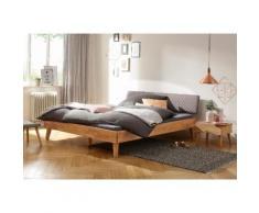 Home affaire Bett Natali braun Doppelbetten Betten