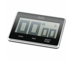 Silit Kurzzeitmesser, in verschiedenen Ausführungen erhältlich schwarz Eierzubereitung Kochen Backen Haushaltswaren
