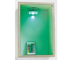 EASYmaxx LED Unterbauleuchte, LED-Board, Kaltweiß-Neutralweiß-Tageslichtweiß-Warmweiß farblos Unterbauleuchte Möbelleuchten Lampen Leuchten sofort lieferbar
