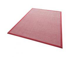 Teppich, Issa, my home, rechteckig, Höhe 7 mm, maschinell gewebt rot Moderne Teppiche Unisex