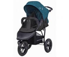 knorr-baby Jogger-Kinderwagen, »Joggy S Melange, petrol«, blau, Unisex, petrol