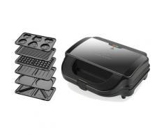 eta Sandwichmaker SORENTO Plus ETA515190000, 900 W schwarz Küchenkleingeräte SOFORT LIEFERBARE Haushaltsgeräte