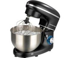 GOURMETmaxx Küchenmaschine schwarz Multifunktionsküchenmaschinen Küchenmaschinen Haushaltsgeräte ohne Kochfunktion