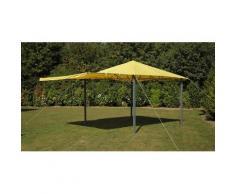 Tepro Pavillon Lehua, BxTxH: 330x330x195 cm gelb Pavillons Garten Balkon