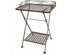 Home affaire Beistelltisch Antik II braun Beistelltische Tische Tisch