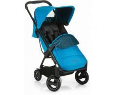 "iCoo Kinder-Buggy ""Acrobat Fishbone Blue"", blau, Unisex, blau"