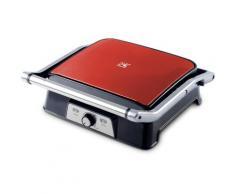 Kitchen Originals by Kalorik Kontaktgrill TKG COG 1050 R, 2000 Watt rot Elektrogrills Grill Haushaltsgeräte