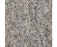 Bodenmeister Teppichboden Korfu, rechteckig, 8 mm Höhe grau Bodenbeläge Bauen Renovieren
