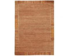 Orientteppich, Sensation Rekhi, OCI DIE TEPPICHMARKE, rechteckig, Höhe 6 mm, manuell geknüpft braun Schurwollteppiche Naturteppiche Teppiche