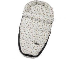 Gesslein Babywanne Baby Nestchen, beige Sterne, für Kinderwagenwannen, Tragetaschen, Babyschalen und den Sportwagensitz des Kinderwagens Babybadewannen Badewannen Whirlpools Bad Sanitär