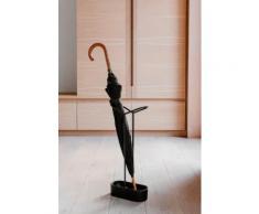 Umbra Schirmständer (1 Stück) schwarz Ständer, Halterungen Haken Aufbewahrung Ordnung Wohnaccessoires Regenschirmständer