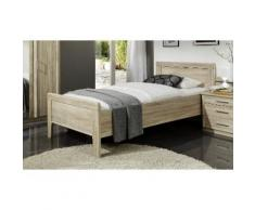 WIEMANN Holzbett Meran beige Einzelbetten Betten