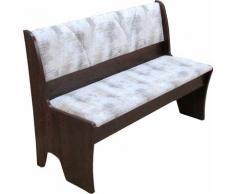 Polsterbank Halle, Breite 120 cm beige Polsterbänke Sitzbänke Stühle