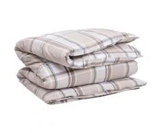 Bettwäsche Flannel Check, Gant grau Flanell-Bettwäsche nach Material Bettwäsche, Bettlaken und Betttücher