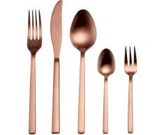 "Guido Maria Kretschmer Home&Living Besteck-Set ""Bronze Look"", rosa, bronzefarben"