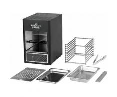 GOURMETmaxx Standgrill Beef Grill E-Power, 1600 Watt schwarz Elektrogrills Haushaltsgeräte
