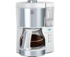 Melitta Filterkaffeemaschine Look V Timer 1025-07 weiß, Papierfilter, 1x4 weiß Kaffee Espresso SOFORT LIEFERBARE Haushaltsgeräte