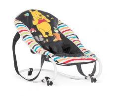 Hauck Babywippe Rocky, Pooh Geo, bis 9 kg bunt Baby Ab Geburt Altersempfehlung