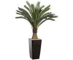 Creativ green Kunstpalme Cycaspalme, im Kunststofftopf grün Künstliche Zimmerpflanzen Kunstpflanzen Wohnaccessoires