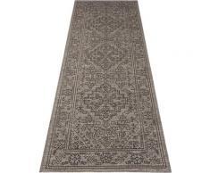 bougari Läufer Tyros, rechteckig, 4 mm Höhe, In- und Outdoor geeignet, Flachgewebe beige Teppichläufer Teppiche Diele Flur