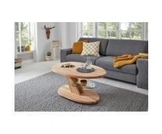 Vierhaus Couchtisch, höhenverstellbar beige Höhenverstellbare Couchtische Tische Tisch