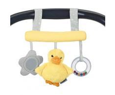 Sterntaler Greifling Edda Baby, Spielzeug zum Aufhängen bunt Kinder Ab Geburt Altersempfehlung
