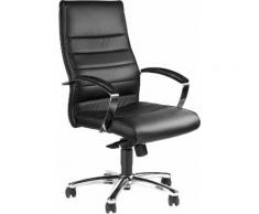 TOPSTAR Chefsessel TD Luxe 10 schwarz Bürostühle Büromöbel