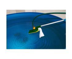 Clear Pool Poolbodensauger Croco Vac grün Poolzubehör -reinigung Pools Planschbecken Garten Balkon
