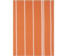 stuco Geschirrtuch Streifen (Set, 3-tlg.) orange Aufbewahrung Küchenhelfer Haushaltswaren Geschirrtücher