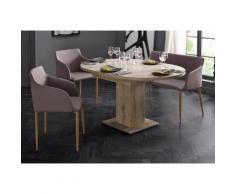 Sitzbank, Breite 106 cm braun Sitzbank Polsterbänke Sitzbänke Stühle