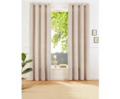 andas Vorhang Tromso-Cord beige Wohnzimmergardinen Gardinen nach Räumen Vorhänge