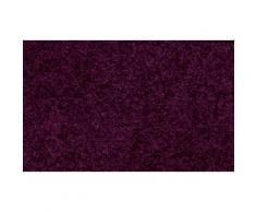 Andiamo Fußmatte Verdi, rechteckig, 5 mm Höhe, Schmutzfangmatte, In- und Outdoor geeignet, waschbar lila Schmutzfangläufer Läufer Bettumrandungen Teppiche