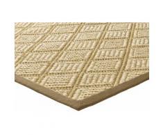 Sisalteppich braun Sisalteppiche Naturteppiche Teppiche