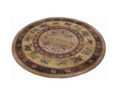 Orientteppich, Gabiro Pazyryk, Oriental Weavers, rechteckig, Höhe 11 mm, maschinell gewebt blau Moderne Teppiche Unisex
