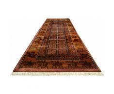 Läufer, Gabiro, Oriental Weavers, rechteckig, Höhe 11 mm, maschinell gewebt blau Teppichläufer Läufer Bettumrandungen Teppiche