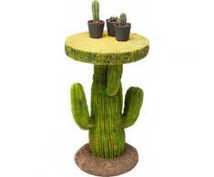 KARE Beistelltisch Cactus, grün, grün