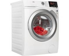 AEG Waschmaschine Serie 6000 L6FB49VFL EEK A+++ TOPSELLER weiß Frontlader Waschmaschinen Haushaltsgeräte