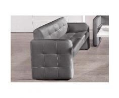 exxpo - sofa fashion 2-Sitzer Barista, mit Rückenlehne grau Sofas Einzelsofas Couches