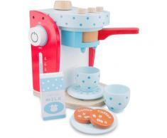New Classic Toys Kinder-Kaffeemaschine, bunt, bunt