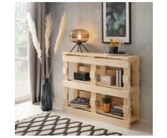 Home affaire Konsolentisch Pinus beige Konsolentischen Telefontische Garderoben Nachhaltige Möbel Tisch