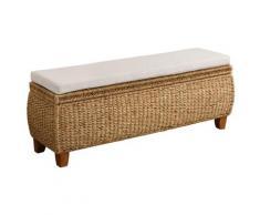 Home affaire Truhenbank beige Bettbänke Sitzbänke Stühle