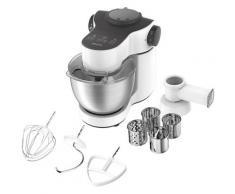 Krups Küchenmaschine KA3121 Master Perfect, 1000 Watt, Schüssel 4 Liter weiß Multifunktionsküchenmaschinen Küchenmaschinen Haushaltsgeräte ohne Kochfunktion