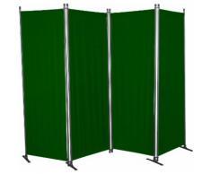 Angerer Freizeitmöbel Paravent, (B/H): ca. 170x165 cm grün Paravents Raumteiler Wohnaccessoires Paravent