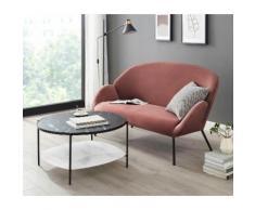 andas Polsterbank Breda rosa Polsterbänke Sitzbänke Stühle