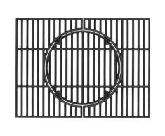Tepro Grillrost Universal, Grillfläche: ca. 41,5 x 55 cm schwarz Grill Haushaltsgeräte