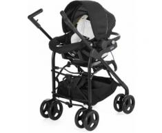 "Chicco Kombi-Kinderwagen ""Trio-System Sprint black night"", schwarz, Unisex, schwarz"