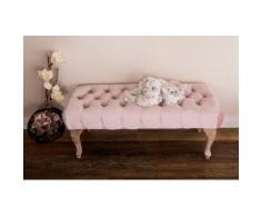 Home affaire Polsterbank Pink Senna rosa Polsterbänke Sitzbänke Stühle