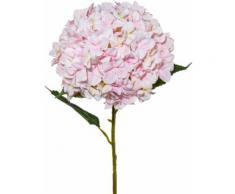 Creativ green Kunstblume Hortensie XXL rosa Kunstblumen Kunstpflanzen Wohnaccessoires