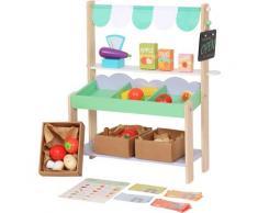 CHIC2000 Kaufladen bunt Kinder Ab 3-5 Jahren Altersempfehlung Kaufläden